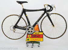 Colnago C 35 Ferrari Pre-Production Prototype 24 carat Gold  NEW OLD STOCK
