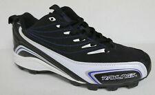 RAWLINGS BASE INVADER LOW MEN'S / BOY'S SIZE 7.5 BASEBALL CLEATS 914-MB2 SHOES