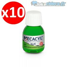 10x MECACYL *.* HJE 60ml - Additif Essence - Hyper lubrifiant Carbu / Injec 4T