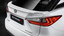 for LEXUS RX 2015+ KHANN ABS REAR FIFTH BACK DOOR SPOILER