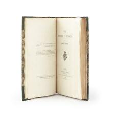 SAINTE-BEUVE Joseph de Delorme RARE 1829 EO de son 1er livre