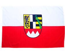 Fahne Oberfranken Querformat 90 x 150 cm Hiss Flagge Region  Wappen Länderflagge