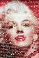MARILYN MONROE-Movie Quotes-Licensed POSTER-90cm x 60cm-Brand New