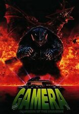 Gamera - Guardian of the Universe (DVD, 2003)