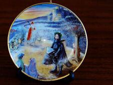 Duncan Royale Black Peter Santa Collectors Plate