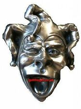 Beer Buddie Wall Mounted Bottle Opener Bronze Jester