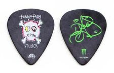 Sixx AM Funny Farm DJ Ashba Signature Guitar Pick Motley Crue - 2008 Tour