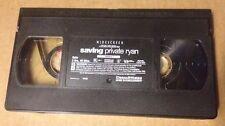 VCR Movie SAVING PRIVATE RYAN Tom Hanks Steven Spielberg WWII world War 2 TESTED