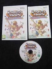 WII : HARVEST MOON : ANIMALI IN MARCIA - Completo, ITA !  Compatibile con Wii U