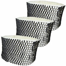 3-Pack HQRP Wick Filter for Holmes HM1740 HM1760 HM1760-UC HM1761 HM1910 HM5100