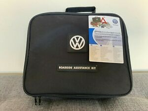 Brand New VW Roadside First Aid Emergency Assistance Kit   000-093-059 D