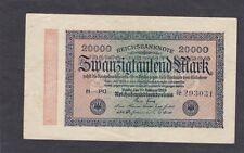 Germania banconota del 1923