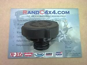 PCD000070 Land Rover Discovery 2 TD5 Coolant Expansion Rad Tank Cap