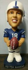 NFL Officia No Box Rare Ltd Peyton Manning Bobblehead Nodder Bobble Dobbles