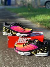 NEW Nike Air Max Plus III 3 Tn Hyper Violet CJ9684-003 Mens Size 7.5,8.5,10,10.5