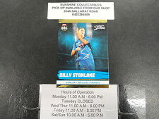 2016/17 CRICKET TAP N PLAY GOLD CARD NO.077 BILLY STANLAKE ADELAIDE STRIKERS