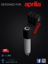 Supporto GoPro moto cannotto di sterzo steering head Aprilia RS RSV4 RS660