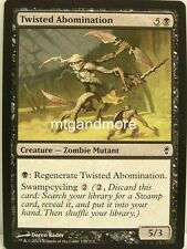 Magic Conspiracy - 4x Twisted Abomination