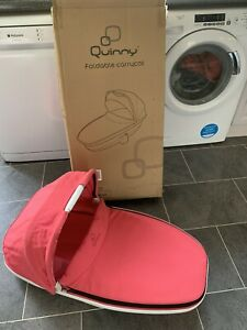 Quinny Foldable Carrycot Pink Precious