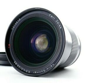 READ! ASIS CONTAX Carl Zeiss Vario-Sonnar 28-85mm F/3.3-4 T MMJ from Japan