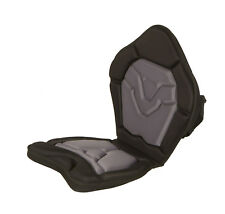 Deluxe Universal Padded Kayak Seat Cushion – Boat Seat Pad with Backrest Padding