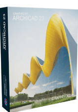 GRAPHISOFT ARCHICAD 23 2019 - WINDOWS ONLY