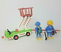 Playmobil Airport Service Vehicle 3197 Vintage 1997