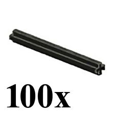 LEGO Technic 100 pcs BLACK AXLE SIZE 6 STUDS LENGTH Cross Rod Medium Mindstorms