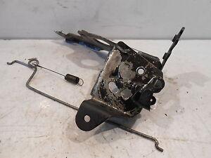 Moteur Briggs & Stratton Quantum XM55 128809 - Platine commande carburateur