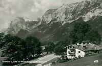 Ansichtskarte Gasthaus Cafe zur Hindenburglinde Reiteralpe Ramsau (Nr.9234)