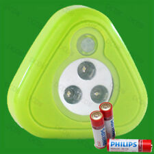 Bombillas de interior de color principal verde dormitorio LED