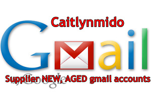 10 Gmail Accounts - Verified and Guarantee - New Fresh - Super Fast Delivery