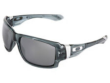 Oakley Big Taco Sunglasses OO9173-02 Crystal Black Black Iridium f86461397d