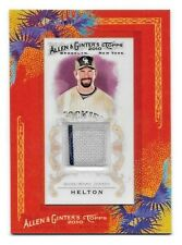 Todd Helton 2010 Topps Allen and Ginter Relics #AGR-THE Colorado Rockies