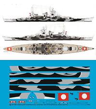 PEDDINGHAUS 1/350 EP 3290 Nave da battaglia Scharnhorst 6.9.1943 con