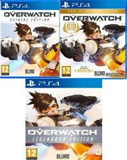 PS4 OVERWATCH PS4 Assorted MINT - Super Fast Delivery