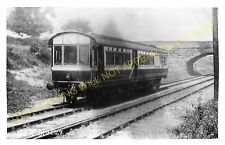 Wolvercote Railway Station Photo. Oxford - Islip. Bicester Line. L&NWR. (1)