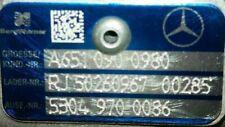 Turbolader KLEIN A6510905380 Mercedes-Benz Sprinter Viano Vito W906 W639 2.2 CDI