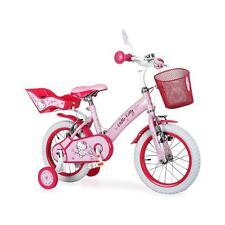 Hello Kitty bicicletta Romantic 14 pollici bici bambina con specchietto 3-4 anni
