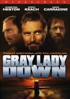 Gray Lady Down [New DVD]
