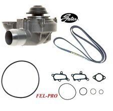 ib Gates Engine Water Pump for 2004-2006 Chevrolet Silverado 2500 HD 6.0L V8