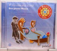 Märchen aus aller Welt + CD + 4 Geschichten aus Island + Hörbuch für Kinder ab 5