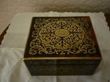 Antique Boulle Marquetry Box Golf prize Cira. 1870