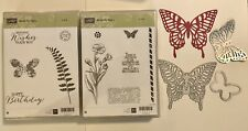 Butterfly Basics Stamp Set & Butterfly Dies - Stampin' Up!