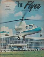 The Flyer (Oct 1964) AAA Fly-In, Sikorsky S-39, HFB-320, General Aviation News