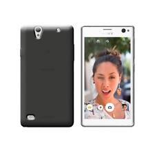 Cover per Sony Xperia C4, Xperia C4 Dual, in silicone TPU trasparente Nero