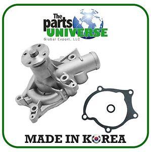 Water Pump W/ Gasket for Mitsubishi Mighty Max Van Dodge Ram 50 2.0L 2.4L L4