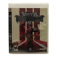 2007 Midway Sony PlaysStation 3 PS3 Unreal Tournament III 3