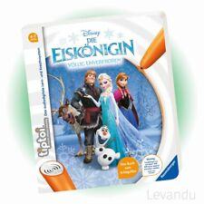 RAVENSBURGER tiptoi® Buch - Die Eiskönigin - Völlig unverfroren - DISNEY Frozen
