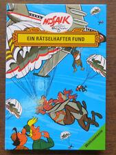Ein rätselhafter Fund Mosaik Sammelband von Hannes Hegen Weltraumserie